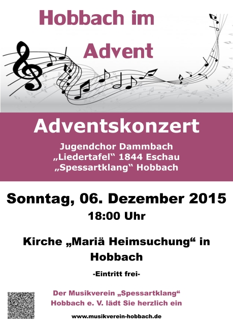 Hobbach im Advent 2015