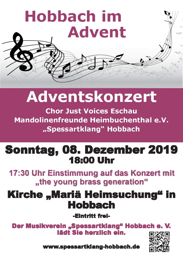 Hobbach im Advent 2019