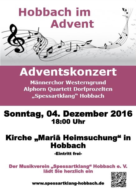 hobbach im advent
